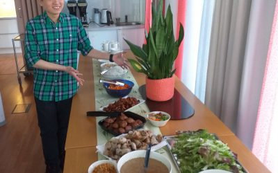 Säpinäsataset esittää: Vietnamilaista ruokakulttuuria