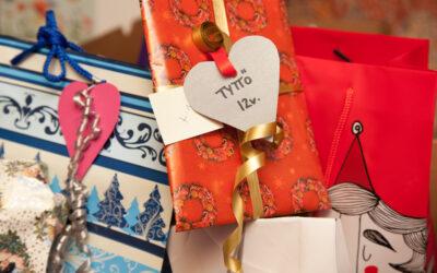 Kouvolassa kerätään jouluapua vähävaraisille