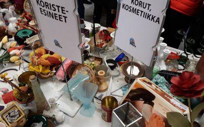 Tavara vaihtaa omistajaa Kouvolassa ja Iitissä – eikä maksa mitään!